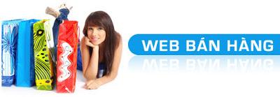 webiste ban hang online
