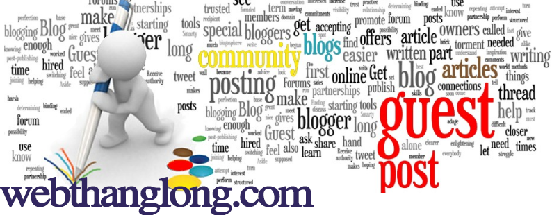 Guest Post là gì? Các trang web cho phép Guest Post trao đổi Miễn Phí tại sonweb.net