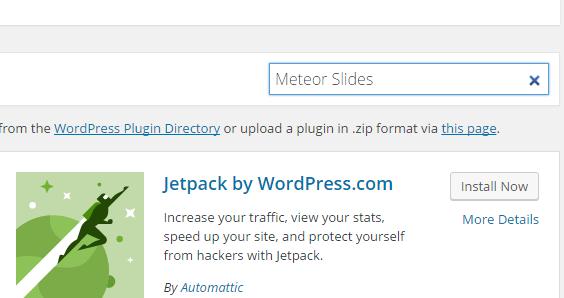 plugin slideshow wordpress