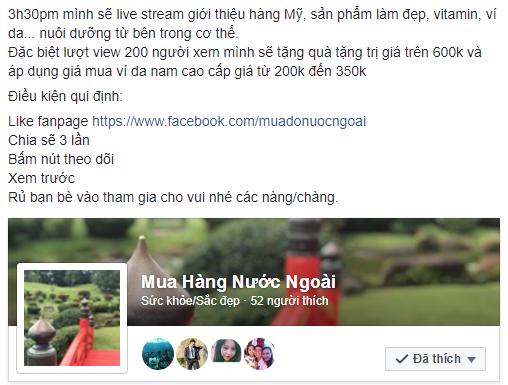 Làm sao live stream để bán hàng online hiệu quả