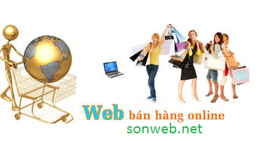 thiet ke website ban hang online