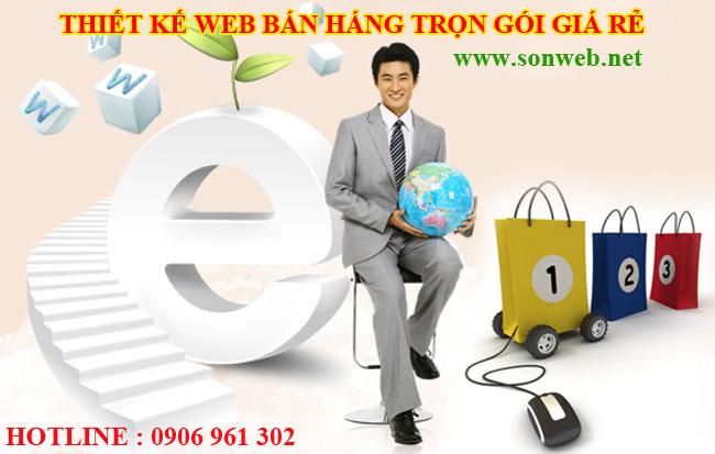 Thiết kế web quận 2