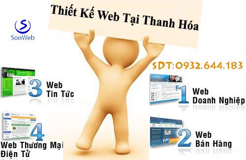 thiet ke website thanh hoa chuyen nghiep chuan seo