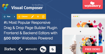 Download miễn phí plugin visual composer