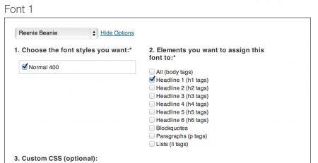 Hướng dẫn cài đặt font cho google