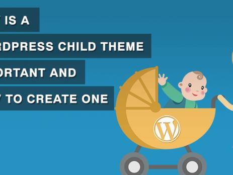 Child theme wordpress là gì