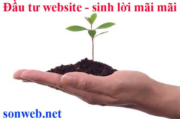Tại sao phải đầu tư website bán hàng ?