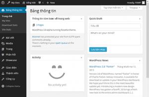 Dịch vụ chuyển từ html qua wordpress