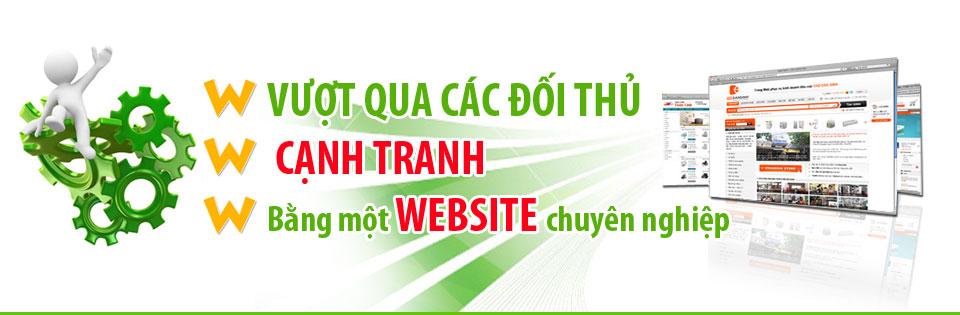 Lý do cần thiết để thiết kế website