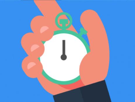 thời gian tải web chậm