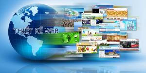 Thiết kế web dịch vụ, quảng bá ngành nghề