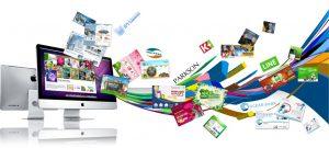 Thiết kế website in ấn giá rẻ