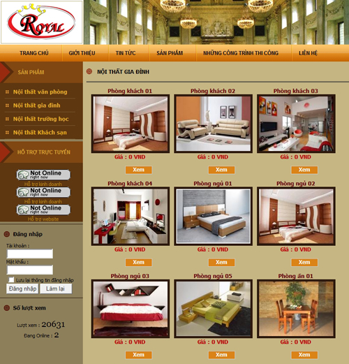Thiết kế web giá rẻ tại quận 1
