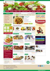 Thiết kế web siêu thị