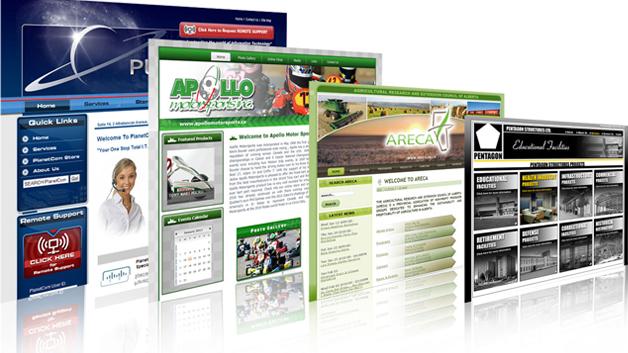 Thiết kế web uy tín chuyên nghiệp