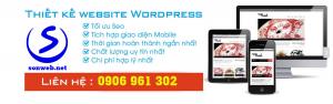 thiet ke web wordpress chuyen nghiep