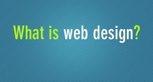 Thiêt kế website là gì ?
