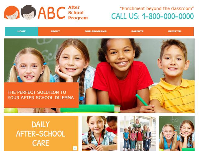 Thiêt kế website trường học uy tín