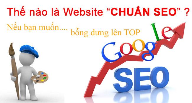 web chuẩn seo là như thế nào ?