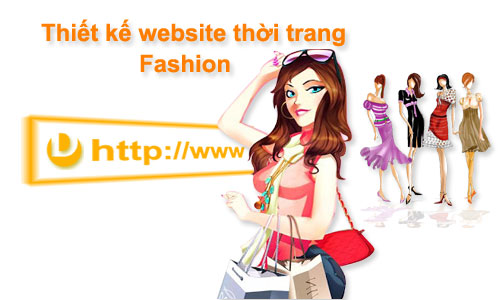thiet ke web thoi trang ban hang online