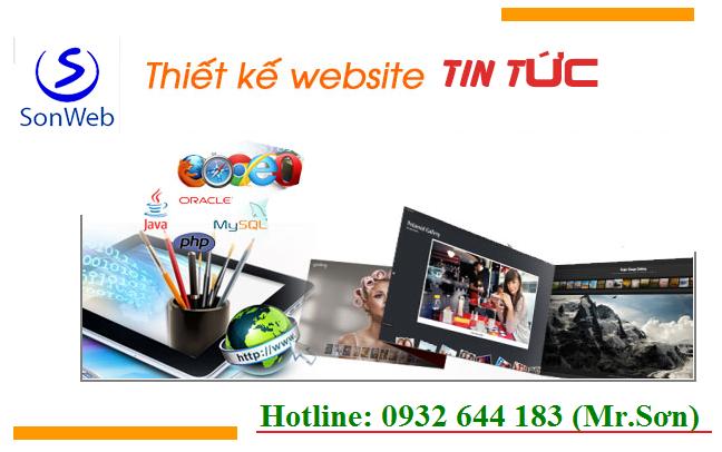 thiet ke web toin tuc tphcm